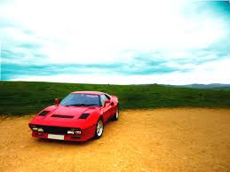 fake ferrari funny this is not a real ferrari 288 gto just a replica based on the