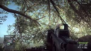 battlefield 4 tree cover glitch