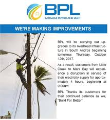 bahamas power and light company limited bpl home facebook
