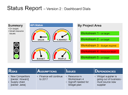 Project Reporting Template Excel Project Report Template Here You Can Best Daily Project