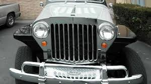 1949 willys jeepster 1948 willys jeepster 4x4 motolocator youtube