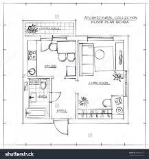 Single Floor House Plans Indian Style Single Bedroom House Plans 650 Square Feet Indian Style Flat Plan