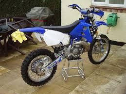 motocross bikes uk yamaha yz250 road legal motocross enduro bike rutland