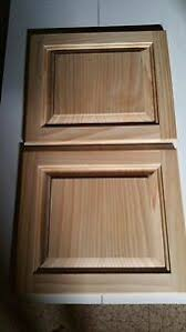 kitchen cabinet doors pine details about raised panel clear pine cabinet doors for kitchen bath