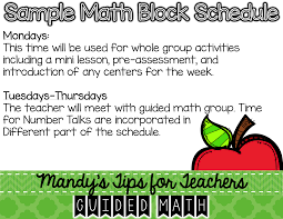 getting started with guided math freebies mandy u0027s tips for