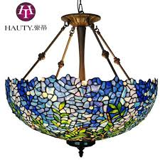 Stained Glass Light Fixtures Dining Room Stained Glass Chandelier Eimat Co
