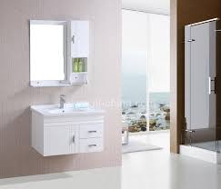 cheap waterproof l shaped hotel italian bathroom vanity bathroom