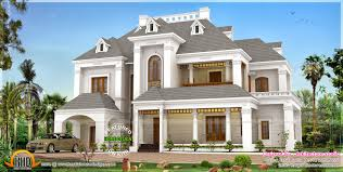 colonial style homes floor plans luxury house plans with photos in kerala interior design