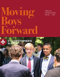 march 2014 moving boys forward by st christopher u0027s issuu