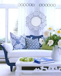 blue color paint living room beautiful rooms in and white