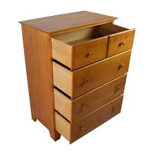 53 off moosehead moosehead solid wood dresser storage