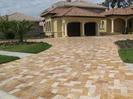 House Patio Design by Stamped Concrete Driveway Patio Design Ideas Everything You Need