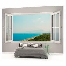Schlafzimmer Fototapete Innenarchitektur Kühles Schlafzimmer Gestalten Mit Fototapete Foto