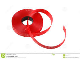 wrapping ribbon wrapping ribbon stock photo image of roll 2282204