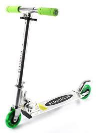 razor kick scooter light up wheels amazon com velocity toys scootgear kid s children s two wheeled