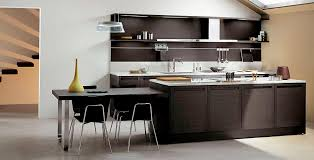 Oak Kitchens Designs Dark Oak Wood Kitchen Designs Digsdigs