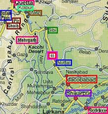 sukkur map going to quetta by road need help road trips vacations