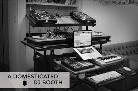 Dj Desk A Custom 2 In 1 Production Desk And Dj Booth For People With Tiny