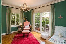 Blue House Orange Door Hollywood Cottage Is Heart Breakingly Cute For 1 8m Curbed La