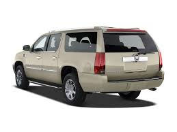 2008 cadillac escalade reviews and rating motor trend