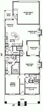 narrow lot floor plans narrow lot floor plans house home zone