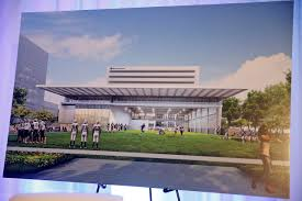 Baylor Hospital Dallas Map by Cowboys Break Ground On Sports Medicine Facility Located At New