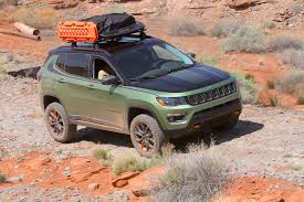 mini jeep car jeep compass trailpass taking a small crossover to new heights