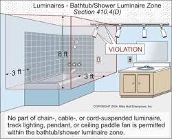 recessed shower light cover lighting shower very attractive shower lighting stunning ideas houzz
