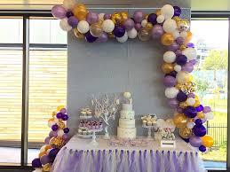 balloon garland garland