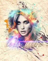 tutorial photoshop cs3 professional portrait effect photoshop cs3 by phlelis on deviantart