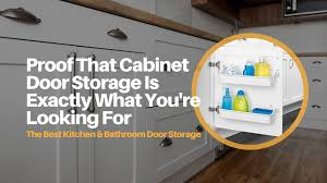 best wood to use for kitchen cabinet doors proof that cabinet door storage is exactly what you re