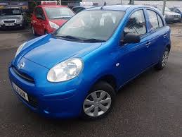 used nissan micra 2011 for sale motors co uk