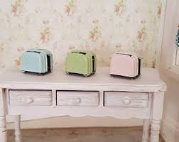 miniature dollhouse kitchen furniture dollhouse furniture etsy