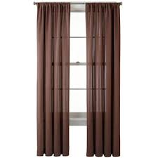 Curtains For A Picture Window Clearance Curtains For Window Jcpenney