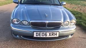 2006 jaguar x type 2 0 turbo diesel engine manual video review