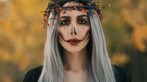 Halloween Queen Makeup by