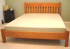 Bed Frame Craigslist Boulder Furniture Cherry Mission Bed Boulder Furniture Arts