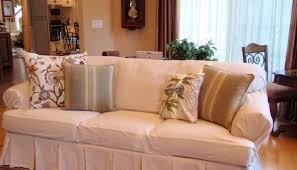 linen slipcovered sofa sofa modern shabby chic traditional style sofa acceptable shabby