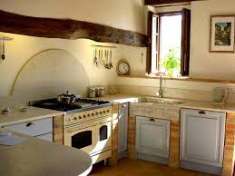 kitchen white and wood kitchen ideas with vintage style wooden
