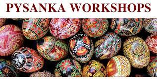 ukrainian easter eggs supplies what s happening at ukrainian museum