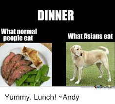Asian Dog Meme - 25 best memes about asians eating dogs asians eating dogs memes