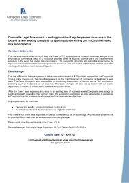 Insurance Underwriter Resume Underwriter Job Description Insurance Underwriter Job Description