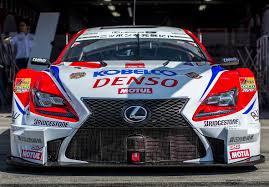 lexus sports car racing denso lexus rcf gt500 racing cars f1 rally pinterest cars