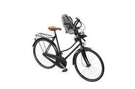 siege velo avant siège enfant pour vélo à fixer à l avant thule yepp mini gris