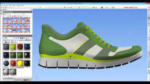 icad3d design 3d shoe design software casual sport sle - Shoe Design Software