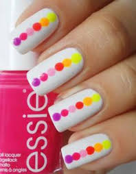 easy nail art for short nails at home how to nail designs