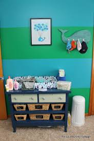 Dresser Into Changing Table Nautical Nursery Ideas Themed Nursery Nursery And Nautical Nursery