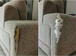 how to fix cut in leather sofa how to fix a hole in leather sofa home the honoroak
