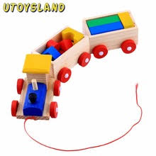 Make Your Own Wooden Toy Train by Popular Wooden Train Pull Toy Buy Cheap Wooden Train Pull Toy Lots