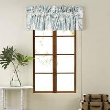 Bed Bath And Beyond Window Valances Caribbean Joe Kayla Window Valance Bedbathandbeyond Com Dad U0027s